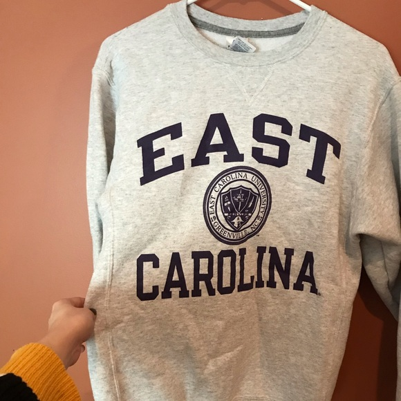 Russell Athletic Tops - Russell East Carolina University Sweatshirt